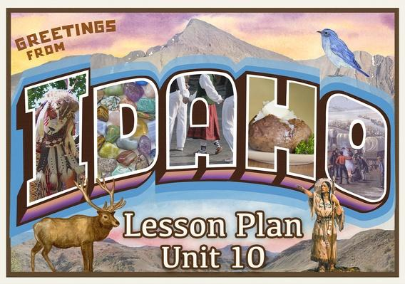 Idaho   Activity 10.2: Buffalo Soldiers - How did African Americans Face Challenges in Idaho?