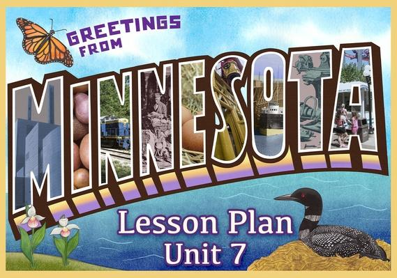Minnesota | Activity 7.6: Minnesota's Economy Yesterday and Today