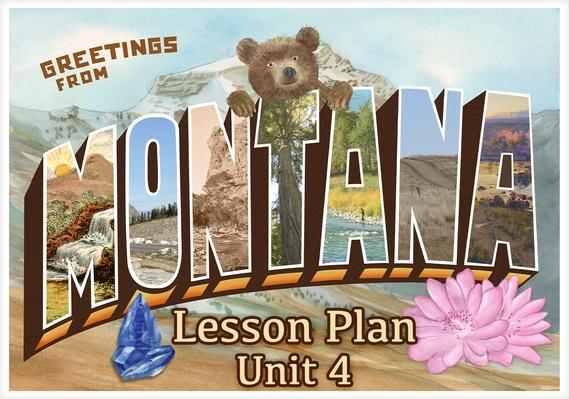 Montana | Activity 4.3: Corps of Discovery - Encounters with a Grizzly