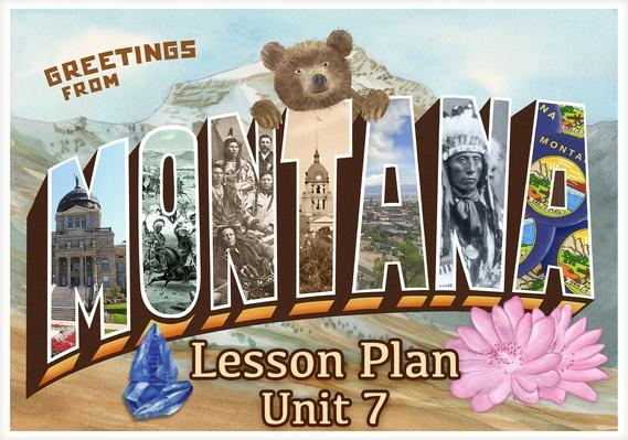 Montana | Activity 7.2: Saying Goodbye - Parting Words for the Lakotas' Last Stand
