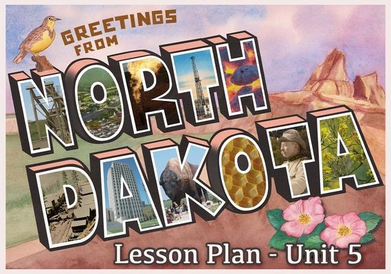 North Dakota | Activity 5.2: Population Density