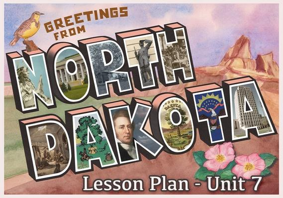 North Dakota | Activity 7.2: The Great Seal of North Dakota
