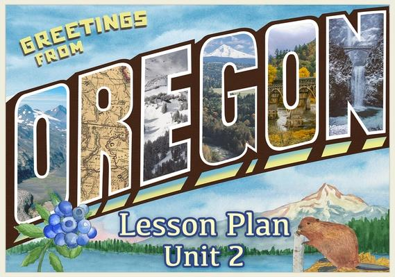 Oregon | Activity 2.2: Map Skills