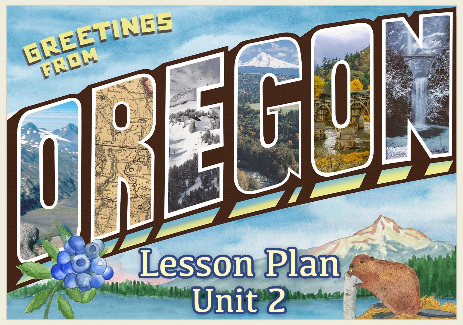 Oregon | Activity 2 4: Oregon's Latitude and Longitude | PBS