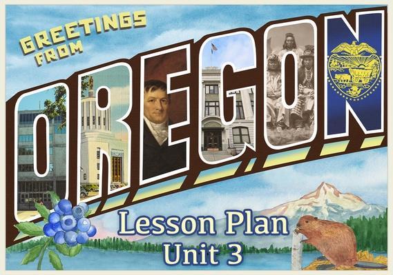 Oregon   Activity 3.1: Native Peoples of Oregon