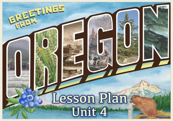 Oregon | Activity 4.4: Lewis and Clark - Arrival of the Salmon