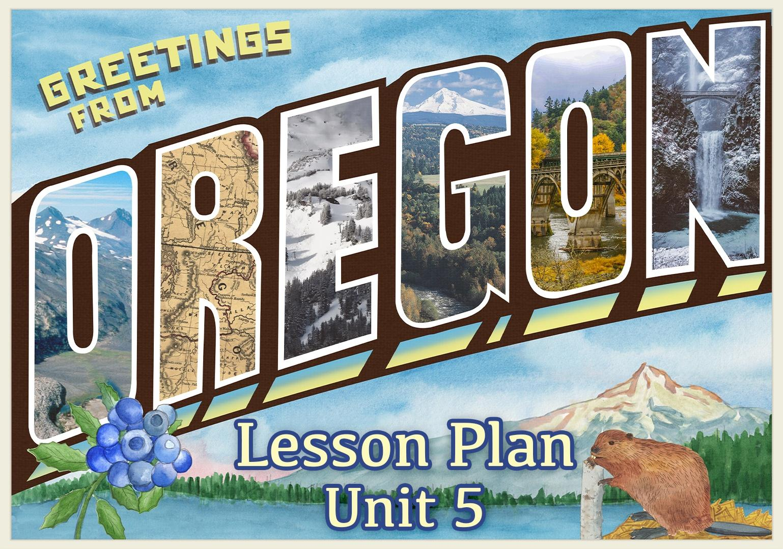 Oregon | Activity 5 1: The Path of the Oregon Trail | PBS