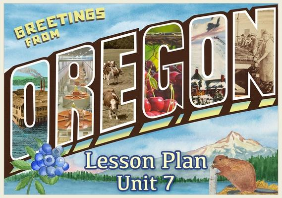 Oregon | Activity 7.1: Oregon's Natural Resources