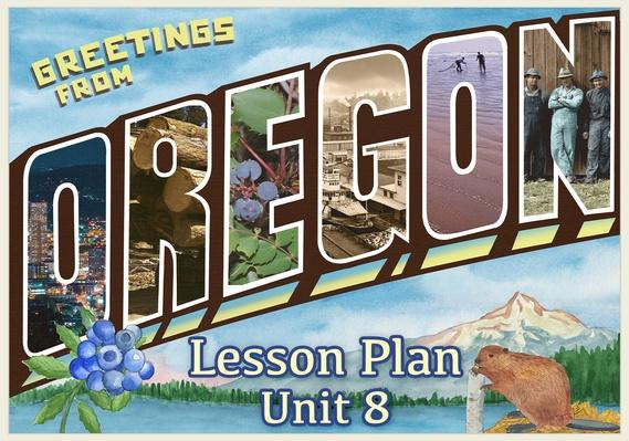 Oregon | Activity 8.10: Land Competition