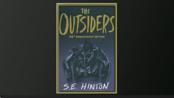 The Outsiders The Great American Read Pbs Learningmedia