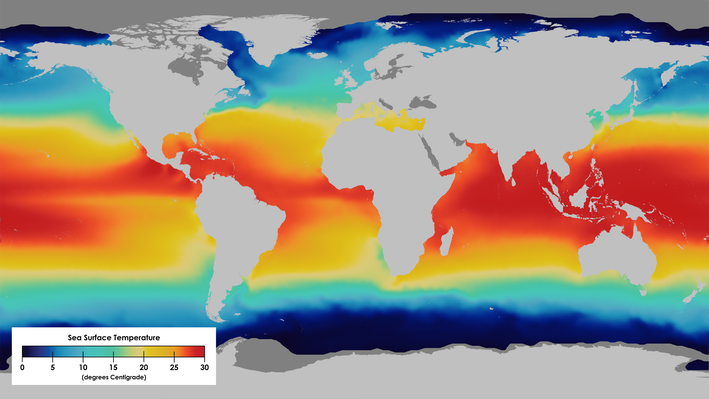The Ocean and Climate: Heat Redistribution | Lesson Plan