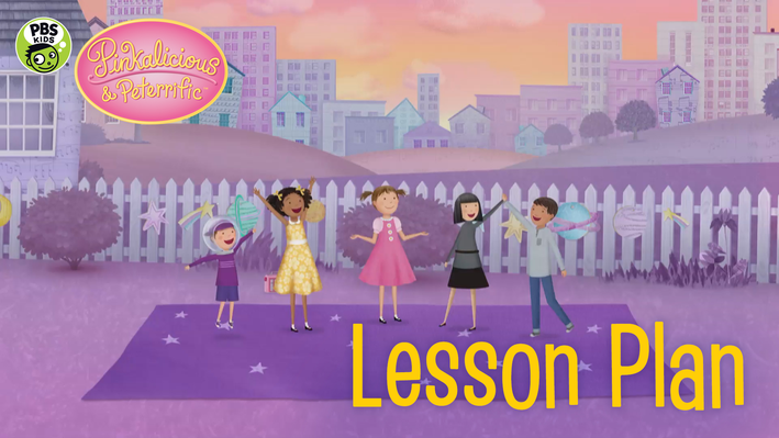 Space Dance Lesson Plan | PINKALICIOUS & PETERRIFIC™