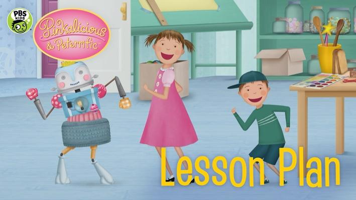 Dance Creation Lesson Plan | PINKALICIOUS & PETERRIFIC™