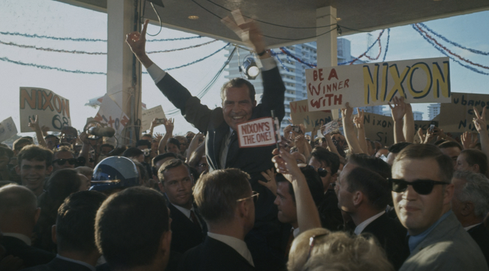 The War at Home: Richard Nixon and the 1968 Presidential Election
