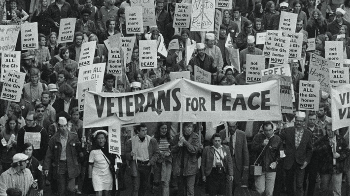 The War at Home: Patriotism, Service, and Protest