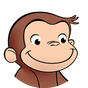 Curious George logo.