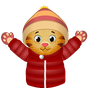 Daniel Tiger's Neighborhood logo.