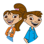 Maya & Miguel logo.