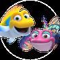 Splash and Bubbles logo.