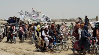 Afghans fear Taliban retribution as group expands control