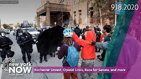 Rochester Unrest, Opioid Crisis, Race for Senate