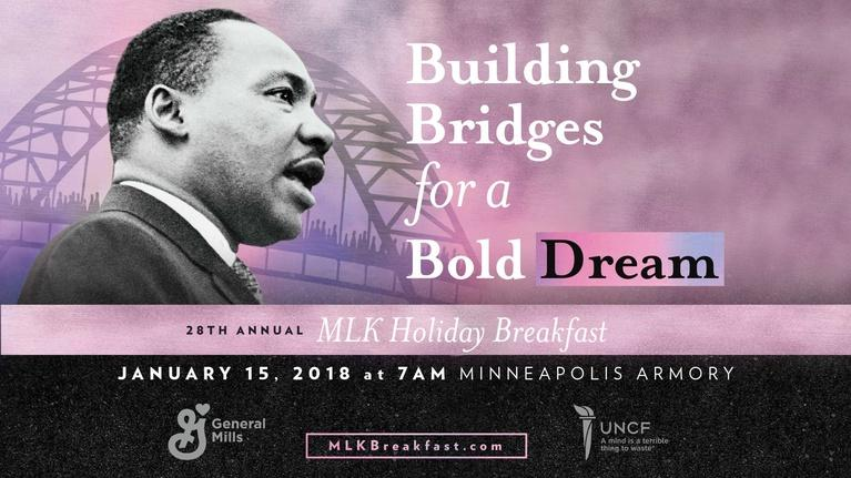 TPT Co-Productions: Martin Luther King Day Breakfast – Minnesota 2018