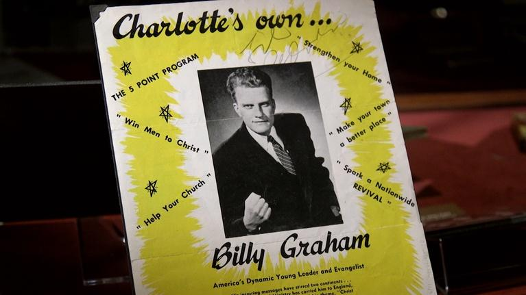NC Weekend: Billy Graham Library