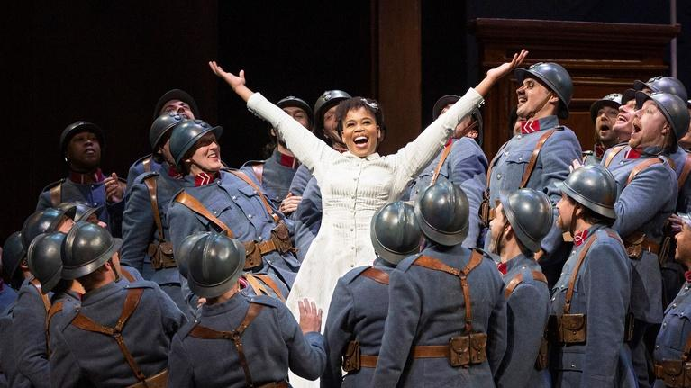 Great Performances: La Fille du Régiment Preview