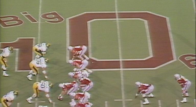 Ohio State Football Classics: 1985: Iowa at Ohio State