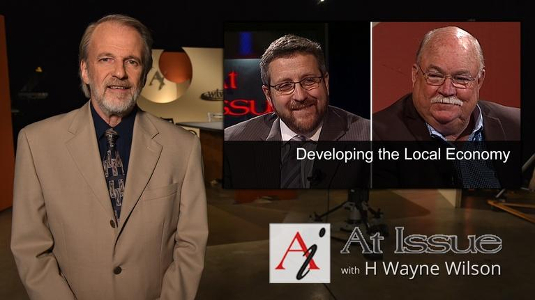At Issue: S31 E29: Developing the Local Economy