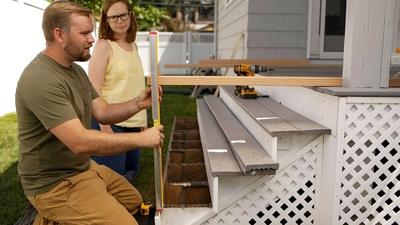 Ask This Old House | E1 | 2-Prong Outlet, Deck Stair Railing | Ask This Old House