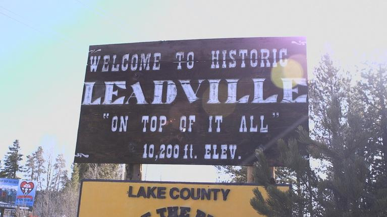 Street Level: Leadville: The City in the Clouds