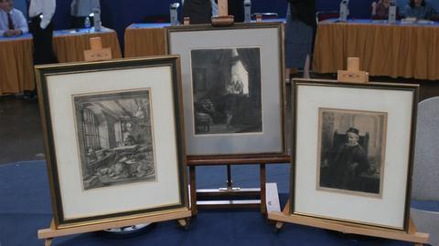 Antiques Roadshow -- Appraisal: Albrecht Dürer & Rembrandt Prints