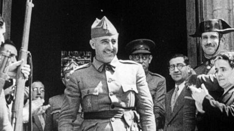 S1 E5: Ep 5: Francisco Franco | Prologue