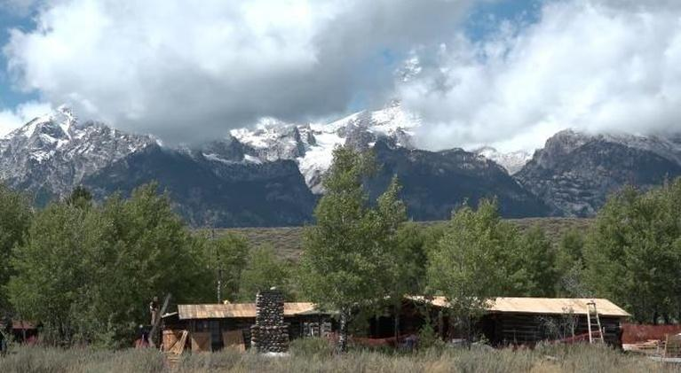 Wyoming PBS Documentaries: Saving Places: The Festival Cut