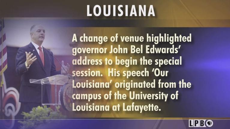Louisiana: The State We're In: Louisiana: The State We're In - 05/25/18