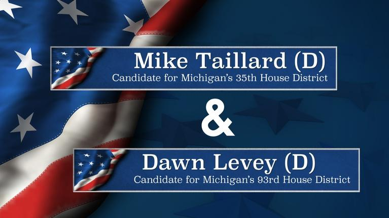 Meet the Candidates on CMU Public Television: Meet The Candidates: Taillard (D-35) and Levey (D-93)