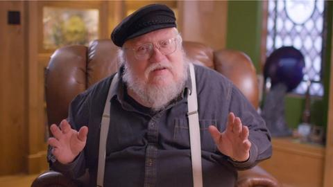 The Great American Read -- George R. R. Martin Discusses The Great Gatsby