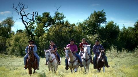 Native America -- Comanche Horse Traditions