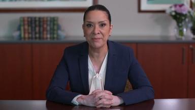 Judge Esther Salas returns to work after son's tragic death