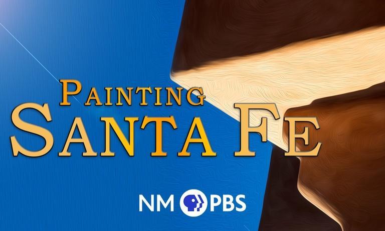 Painting Santa Fe