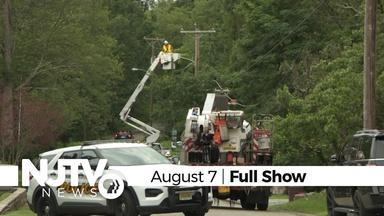 NJTV News: August 7, 2020