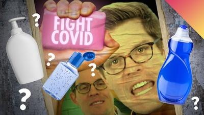 Why Soap Is Still Our Best Weapon Against Coronavirus