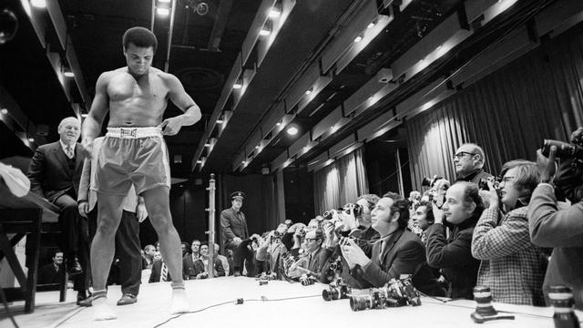 Round Three: The Rivalry (1970 - 1974)