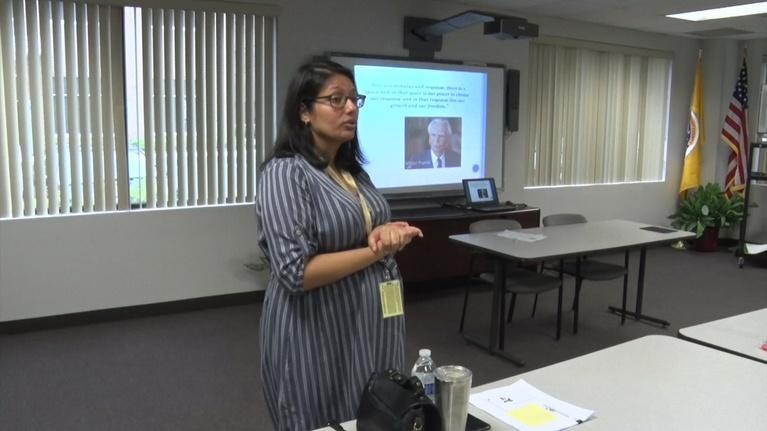NJTV News: How schools can ward off misbehavior through mindfulness