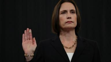 Fiona Hill reflects on Trump presidency, opportunity in U.S.