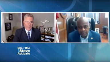 Newark Mayor on the Importance Using Media to Address Racism