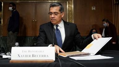 Sec. Becerra says Biden to build on 'Obamacare'
