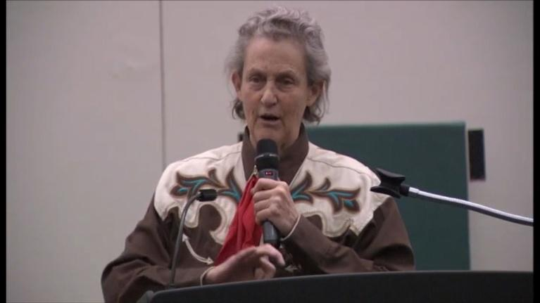 Dateline Delta: President's Speaker Series - Temple Grandin
