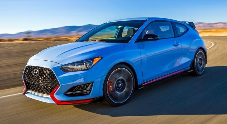 MotorWeek: 2019 Hyundai Veloster N & 2019 Jaguar I-PACE